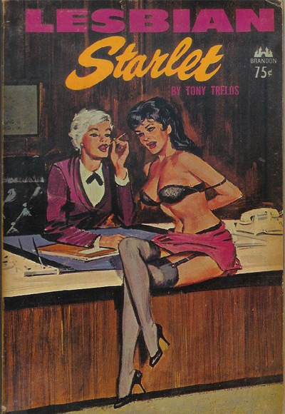 Lesbian Starlet